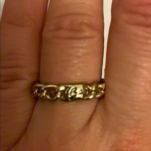 GUESS Ring, Size 7